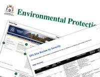 Environmental Protection Authority Usability Review