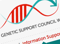 Part of the Genetic Support Council of WA Logo