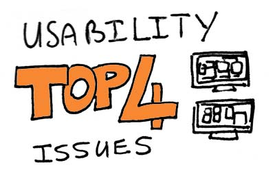 sketch Usability Top 4 Issue